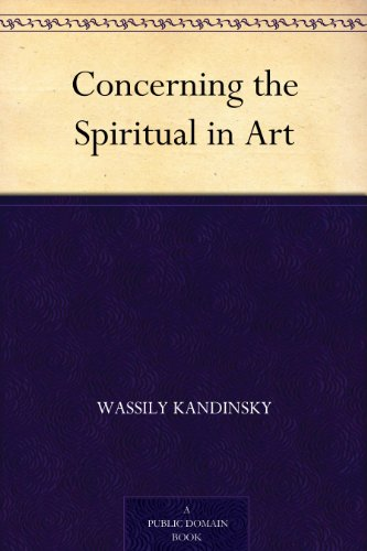 Concerning the spiritual in art kindle edition by wassily concerning the spiritual in art by kandinsky wassily fandeluxe Images