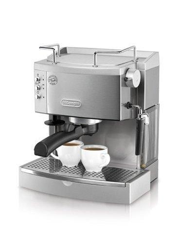 DeLonghi Espresso Coffee Maker, EC710 Máquina espresso Plata ...