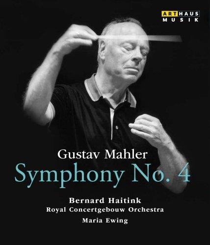 Symphony No. 4 at Concertgebouw Amsterdam 1982 (Blu-ray)