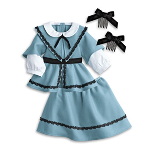 "American Girl Addy's School Outfit for 18"" Dolls"