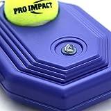 Pro Impact Tennis Trainer Rebounder Ball, Trainer