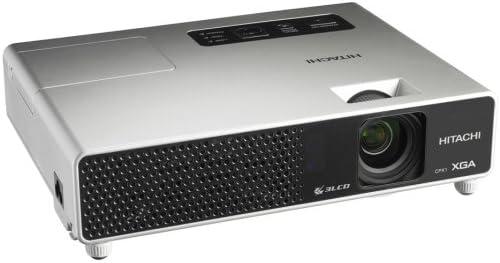 Hitachi CPX1 - Proyector LCD, 2000 Lúmenes del ANSI, XGA 1024x768 ...
