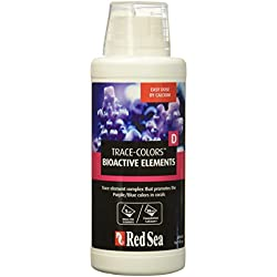 Red Sea Fish Pharm ARE22073 Reef Colors Bioactive Minerals Supplement-D for Aquarium, 500ml