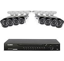 Lorex by FLIR LHV22161TC8 16 Channel H.264 1080p DVR (1TB HDD) with 8x 1080p Camera