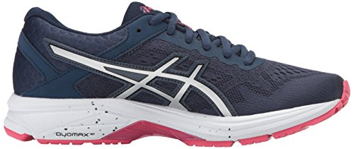 Insignia silver rouge Asicswomens Gt 6 Para Asics Mujer Blue 1000 Red x4w81FqY