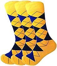 Triple M Plus Argyle Boys Dress socks