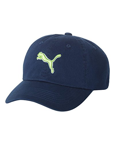 PUMA PSC1001 Men's Icon Relaxed Fit Cap Navy One (Puma Icon)