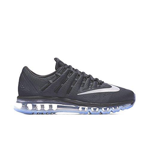 Nike Men's Air Max 2016 Black/Grey/White 806771-001