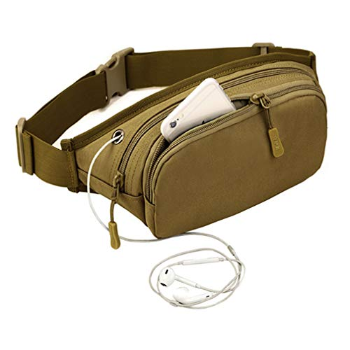 3954740b271c Xieben Outdoor Sports Running Waist Fanny Pack Bag for Men Women ...