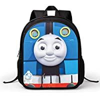 13-inch children's school bags of Thomas Animation cute Locomotive load reducing backpack for Boys