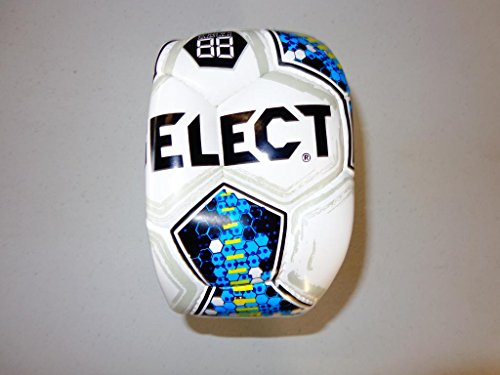 New Select Classic Soccer Ball Size 3 White/Light Blue/Yellow
