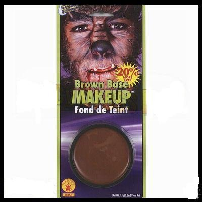 [Rubie's Costume Co Grease Paint Makeup-Brown Costume] (Group Grease Halloween Costumes)
