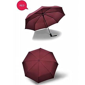 Automático Paraguas tres pliegues de la apertura Sunny paraguas plegable negocios publicidad paraguas personalizados regalo paraguas