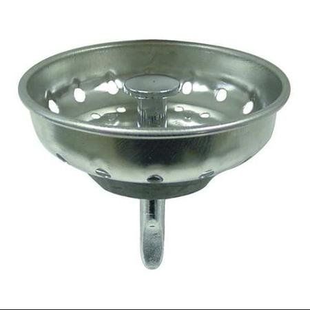 Kissler 59-2020 Solid Post Sink Strainer (59% Post)