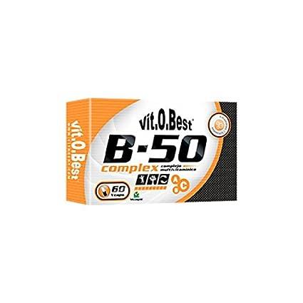 Complejo multivitamínico (con vitaminas B1,B2,B3,B5,B6 Y B12
