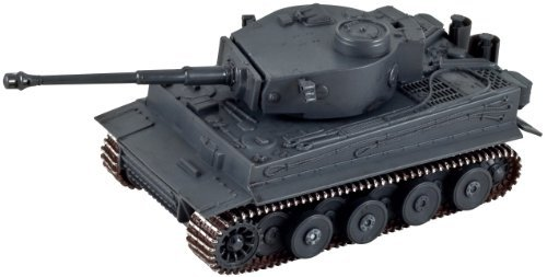 WowToyz Classic Armour Battery-Operated Model Kit - Tiger 1