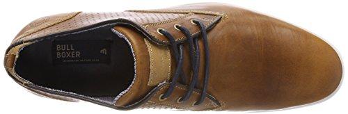 P2co Bullboxer Brown Marrone Sneaker Uomo 5987a wXqO0XP