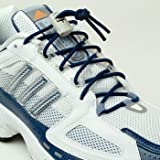 iBungee Laces. Color: White Size: 30 - Model 555484 by Rolyn Prest