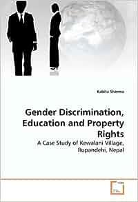 Gender inequality in Honduras