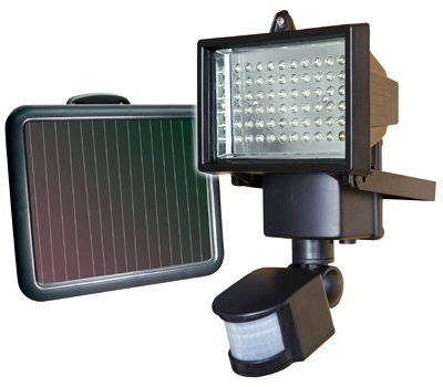 60LED Solar FLD Light (Pack of 4) by Sunforce Solar Fld Light
