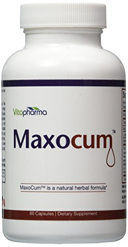 Maxocum Male Enhancement - 60 Caps - By VitoPharma