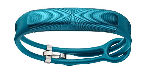 Jawbone JL03-6666CEI-US UP2 Lightweight Thin Straps Fitness Tracker for Universal Smartphones - Turquoise