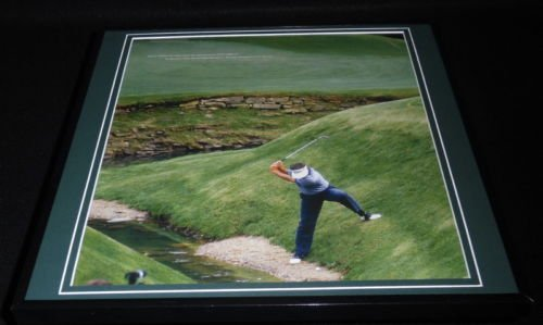 Fred Couples 1997 Masters Framed 12x12 Poster Photo