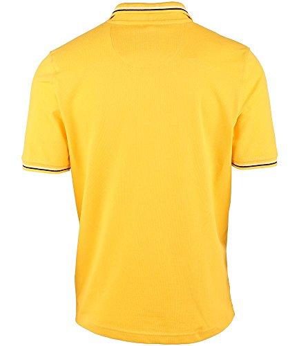 Poloshirt gelb