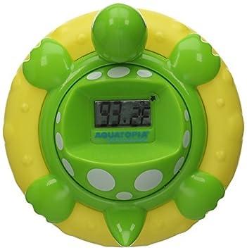 Digital Bath Thermometer Room BPA Free Waterproof Floating Baby...