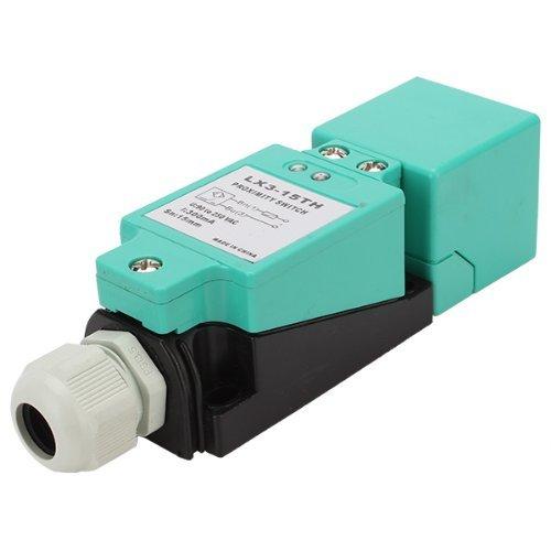 DN 90-250V 2 Wire LXJ3-15/TH Inductive Proximity Switch Sensor Machine Control