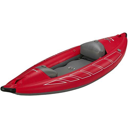 Star Viper Inflatable Kayak-Red