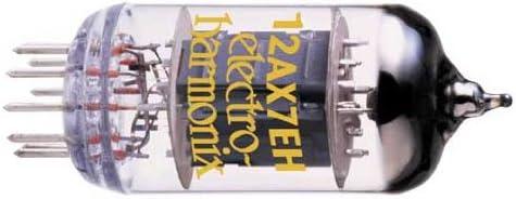 Single Electro-Harmonix 12AX7EH Preamp Vacuum Tube