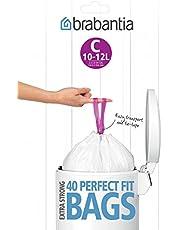 Brabantia Afvalzakdispenser, 60 stuks