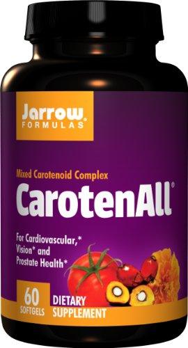 Jarrow Formulas CarotenALL Cardiovascular Prostate