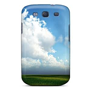 Fashion Protective Beauty Of Nature Case Cover For Galaxy S3