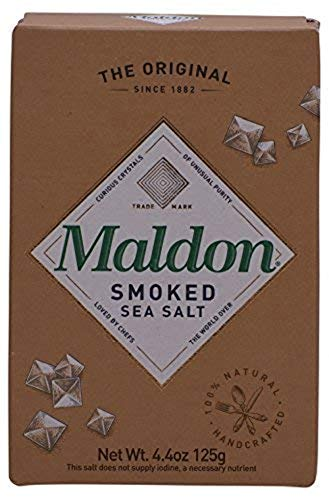 (Maldon Smoked Sea Salt, 4.4 Ounce)