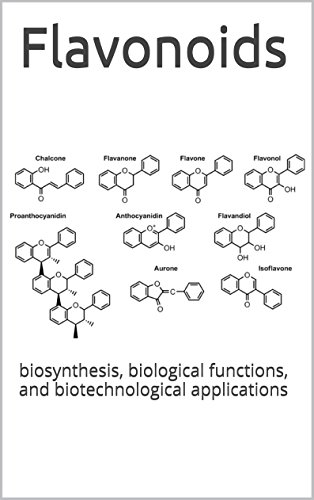 Flavonoids: biosynthesis, biological functions, and biotechnological applications