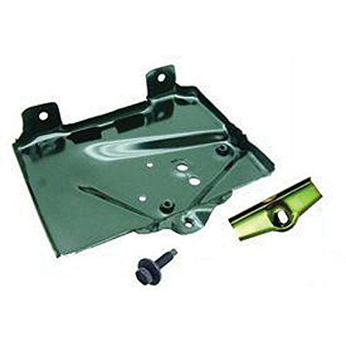Battery Tray Set - Eckler's Premier Quality Products 33182710 Camaro Battery Tray Set