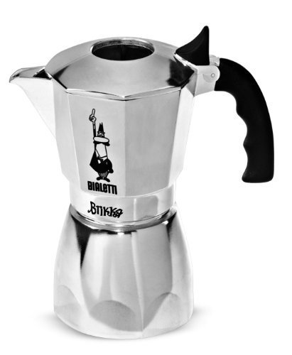 Bialetti Brikka 4-Cup Stovetop Percolator