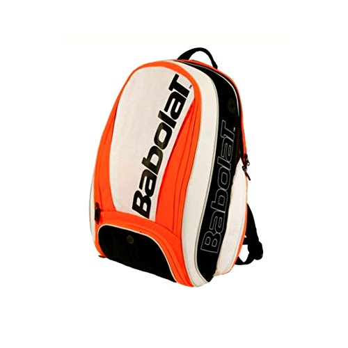 Babolat - Pure Tennis Backpack White and Red - (B753071-149) by Babolat (Image #2)