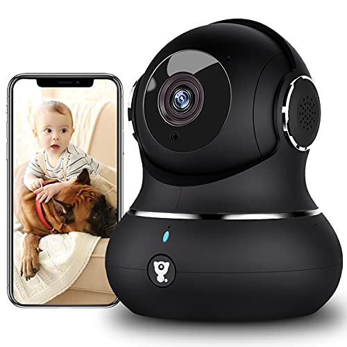 2021-New-Home-Security-Camera-1080P-Littlelf-Indoor-WiFi-Camera-with-Phone-App-for-BabyPetElder-Dog-Camera-with-Motion-Detection2-Way-AudioWorks-with-Alexa-Security-Camera-for-Home