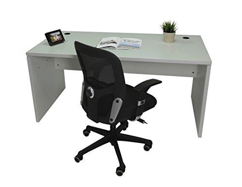 Mesa de Oficina. Euro 2000. Color Gris. 120x80 cm