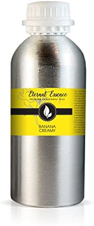 Banana Creamy Premium Grade Fragrance Oil - Scented Oil - 16oz.