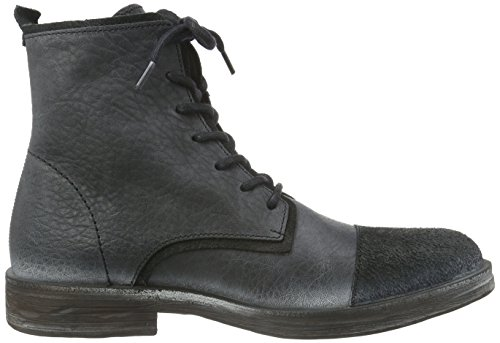 FLY London Wagg819fly - Botines Hombre Marrón (Antracite/black 000)