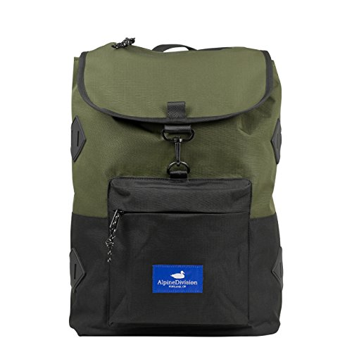 Alpine Division Rockaway Backpack - - Rucksack Alpine