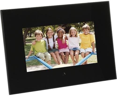 Black Sunpak SF7032100 7 Digital Photo Frame