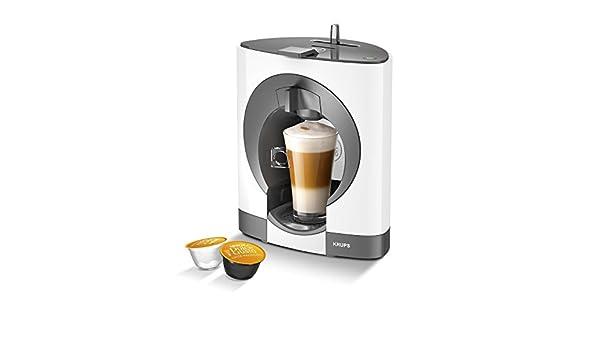 Nescafe Dolce Gusto Oblo Cafetera por Krups: Amazon.es: Electrónica