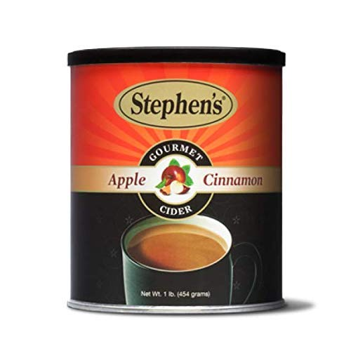 Stephen's Gourmet Cider, Apple Cinnamon Cider, 16-ounce Can (Pack of 6) by Stephen's Gourmet