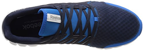 Zapatillas De Deporte Reebok Hombres Twistform Mt Running Faux Indigo / Cycle Blue / White