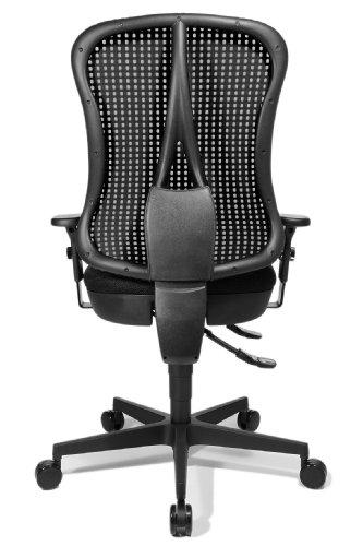 Topstar Bürodrehstuhl schwarz - 5